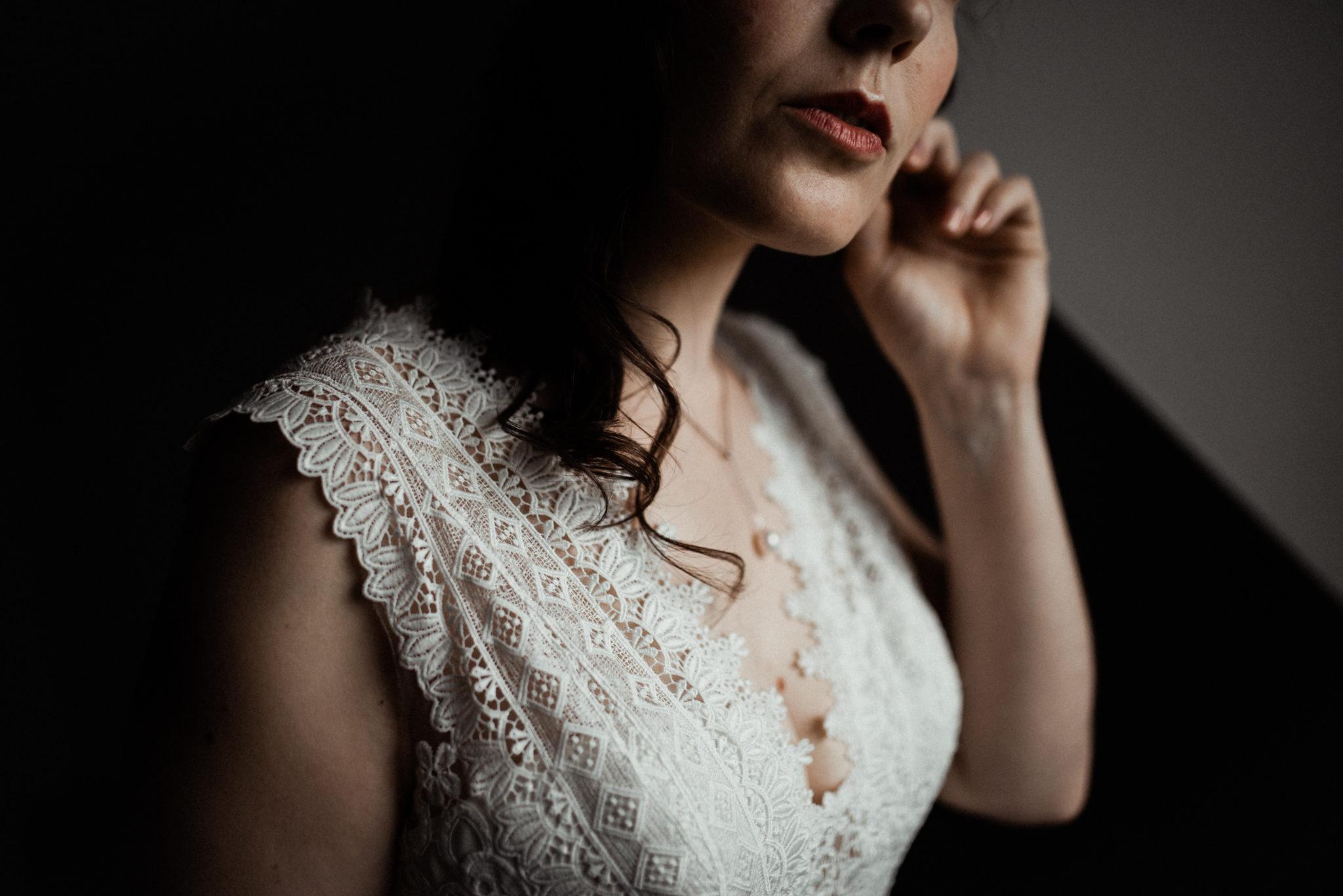 Photographe mariage alternatif Bretagne Morbihan