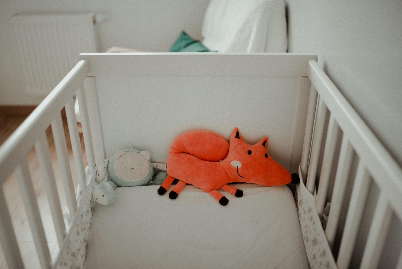 Reportage photo famille seine et marne décoration de chambre d'enfant