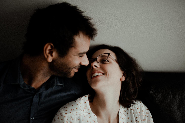 Reportage photo lifestyle couple seine et marne