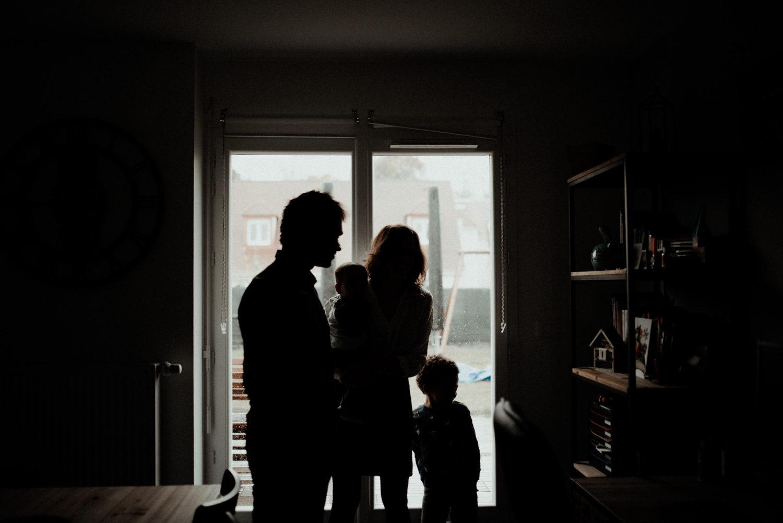 Reportage photo lifestyle famille en seine et marne