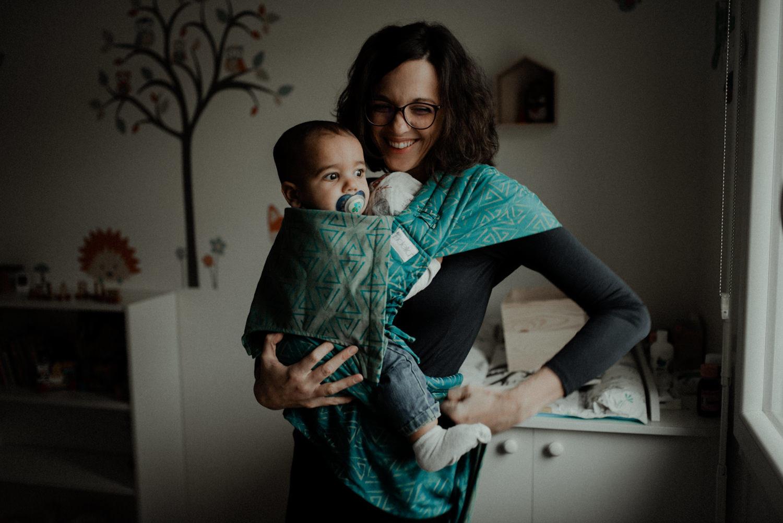 Reportage photo famille seine et marne