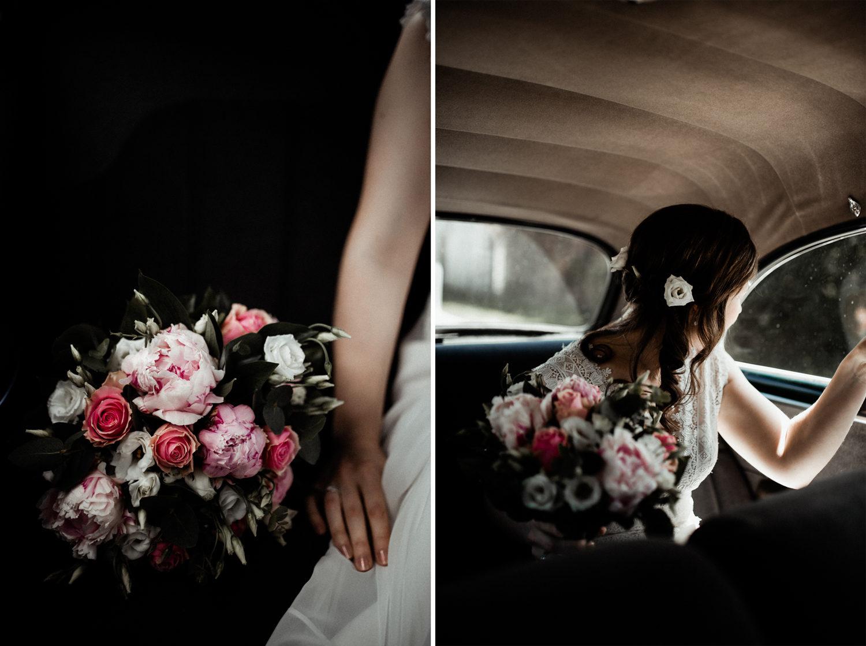 Photographe reportage mariage en Bretagne