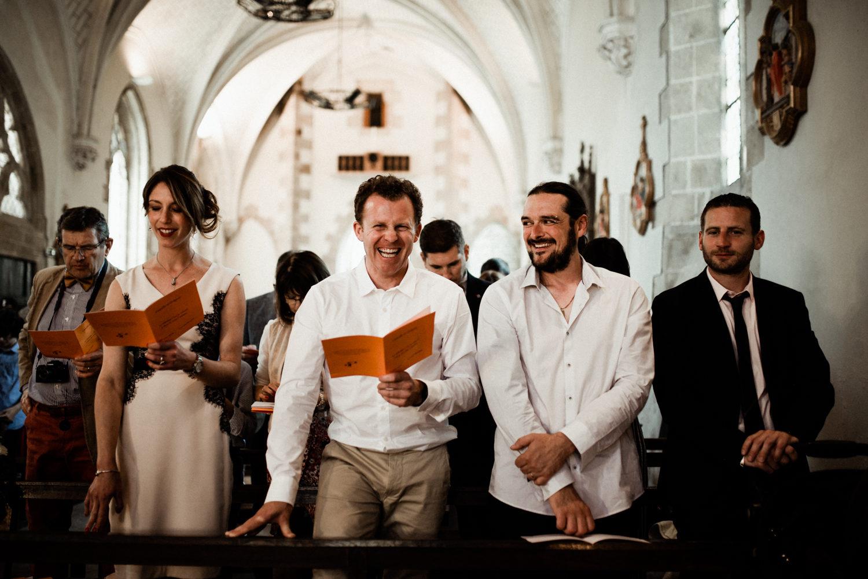 Reportage de mariage en Bretagne