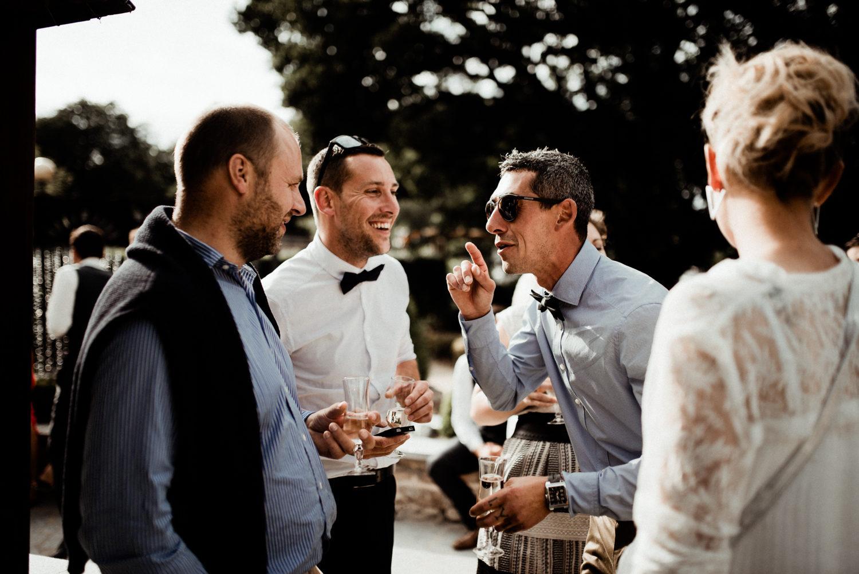 Reportage mariage en Bretagne, cocktail