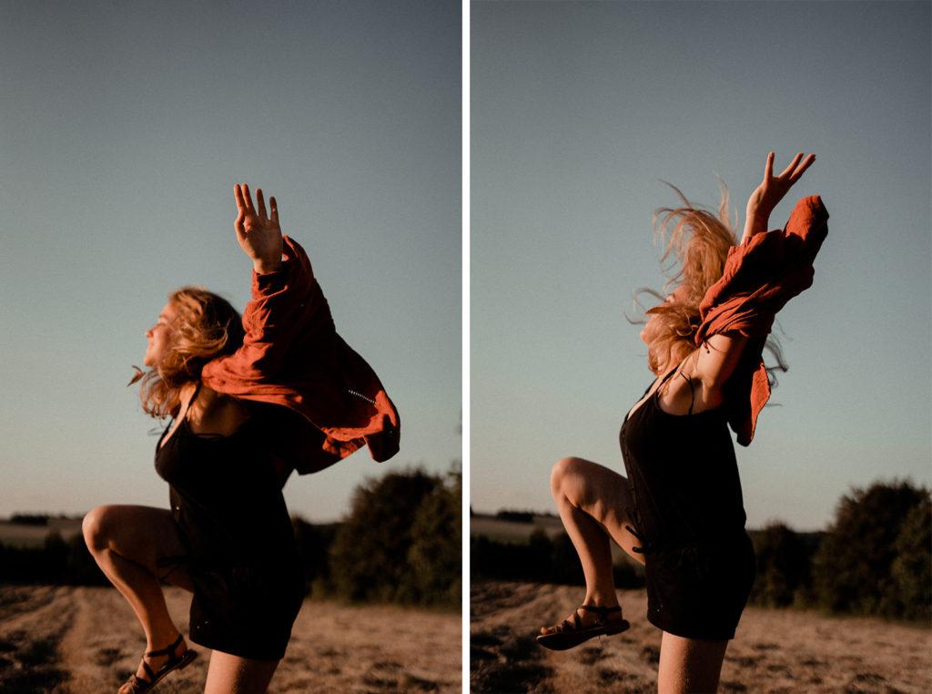 Danse africaine portraits sauvages Hélène Halgand Photographe