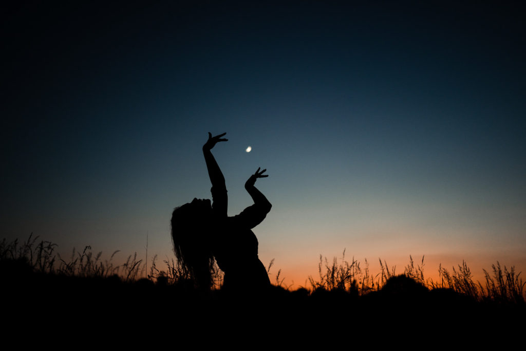 Danse sauvage nocturne Hélène Halgand Photographe